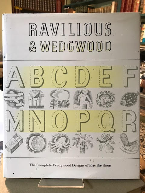 Image for Ravilious & Wedgwood : The Complete Wedgwood Designs of Eric Ravilious