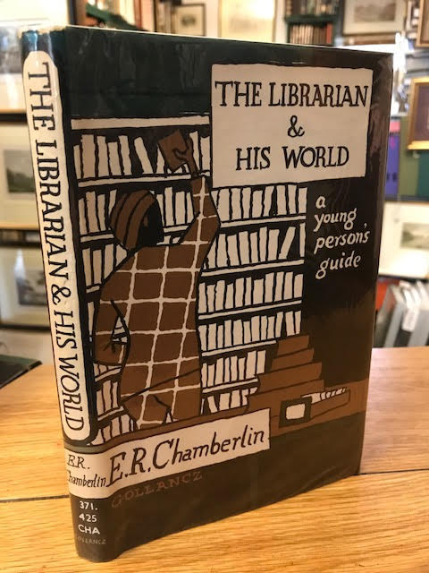 Image for The Librarian and His World. A Young Person's Guide