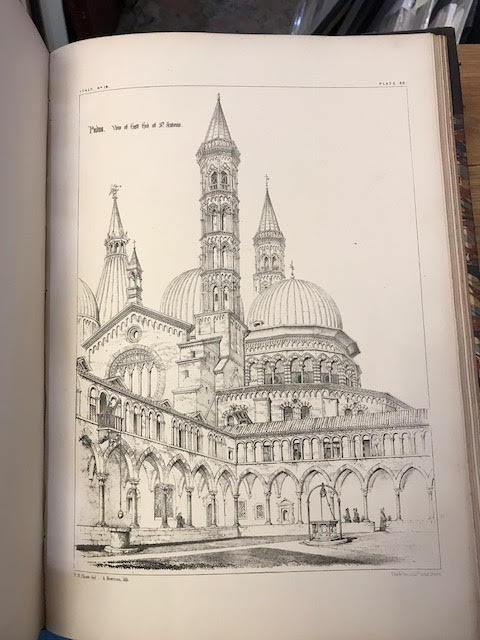 Image for Architectural Sketches From the Continent