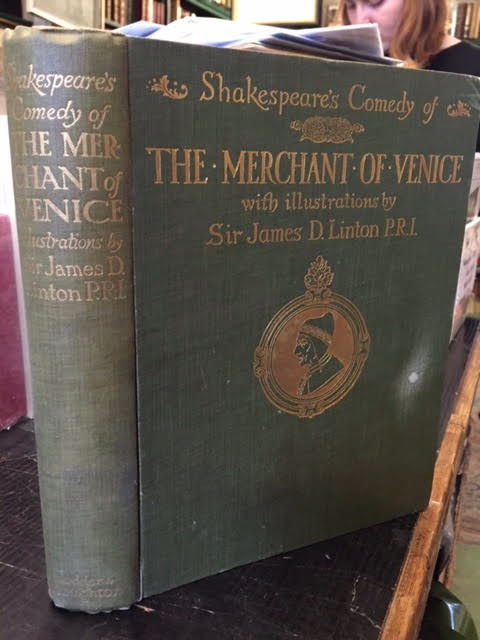Image for Shakespeare's Comedy of The Merchant of Venice