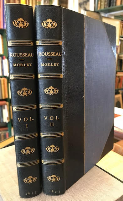 Image for Rousseau. In two volumes