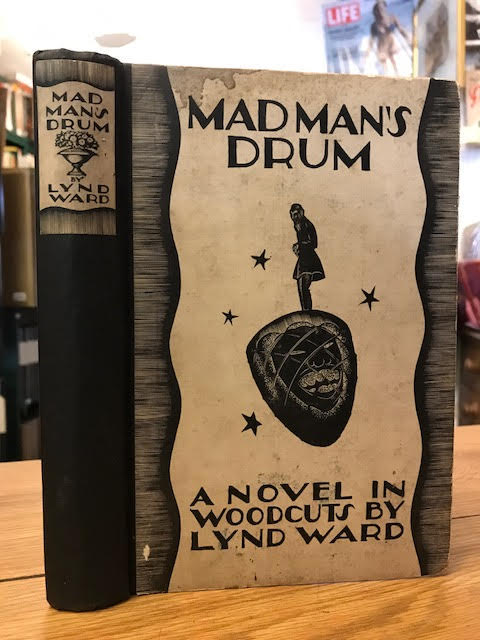 Image for Madman's Drum. A Novel in Woodcuts