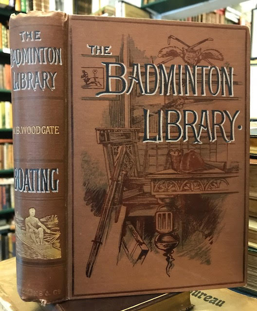 Image for Boating. The Badminton Library