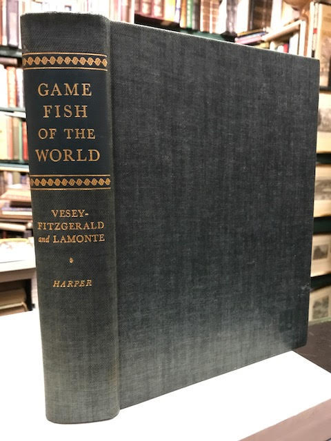 Image for Game Fish of The World