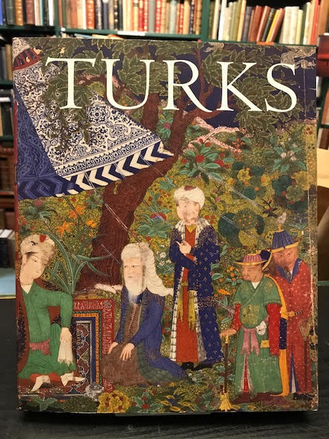 Image for Turks : A Journey of a Thousand Years, 600-1600