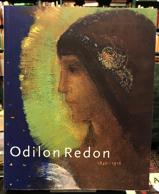 Image for Odilon Redon, 1840-1916