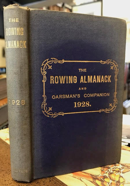 Image for The Rowing Almanack and Oarsman's Companion 1928