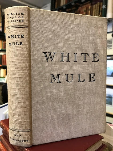 Image for White Mule