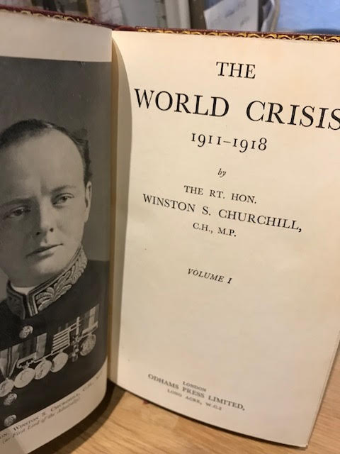 Image for The World Crisis : The World Crisis 1911-1918 [2 volumes]. The Aftermath. The Eastern Front. In four volumes