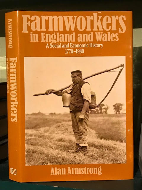 Image for Farmworkers in England and Wales : A Social and Economic History 1770-1980