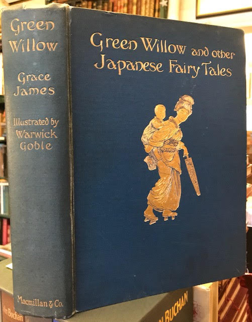 Image for Green Willow and Other Japanese Fairy Tales