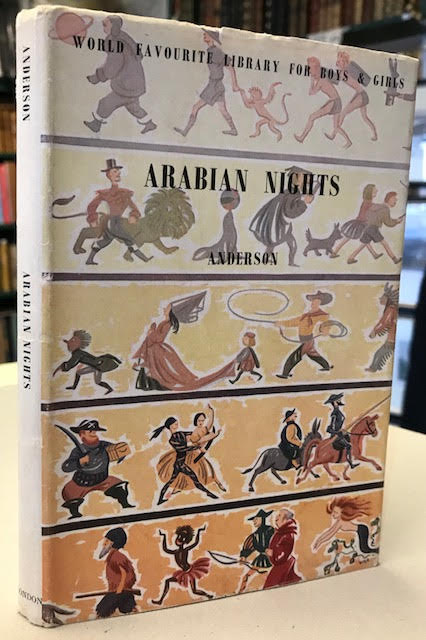 Image for Selected Tales from the Arabian Nights. World Favourite Library for Boys & Girls