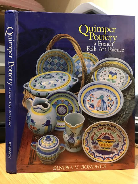 Image for Quimper Pottery : A French Fold Art Faience