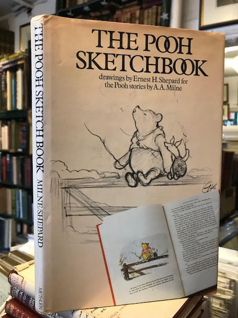 Image for The Pooh Sketchbook