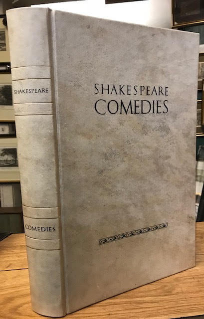 The National Shakespeare : A Facsimile of the Text of the First Folio of 1623. [Comedies Volume]