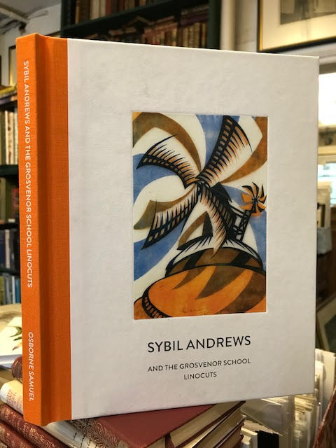 Image for Sybil Andrews : And the Grosvenor School Linocuts. 24 September - 10 October 2015