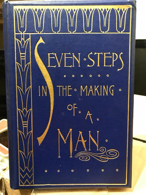 Image for Seven Steps in the Making of a Man