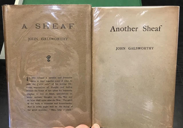 Image for A Sheaf [and] Another Sheaf. Two volumes