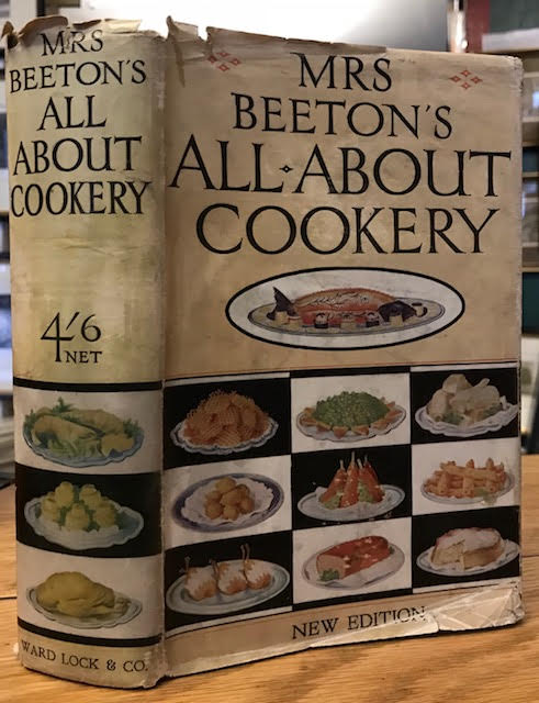 Image for Mrs Beeton's All About Cookery : With Over 2,000 Practical Recipes