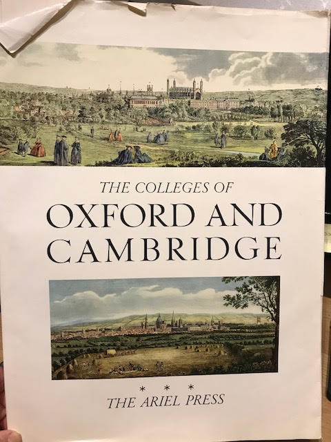 Image for The Colleges of Oxford and Cambridge