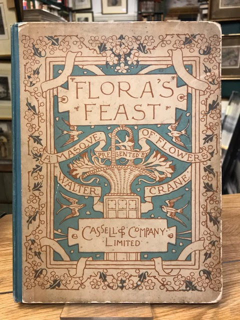 Image for Flora's Feast : A Masque of Flowers