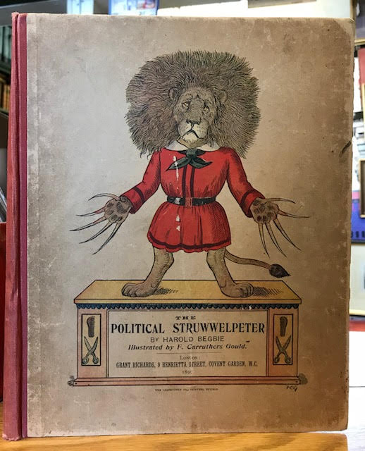 Image for The Political Struwwelpeter