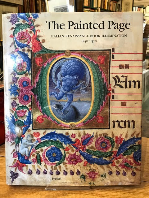 Image for The Painted Page: Italian Renaissance Book Illumination, 1450-1550