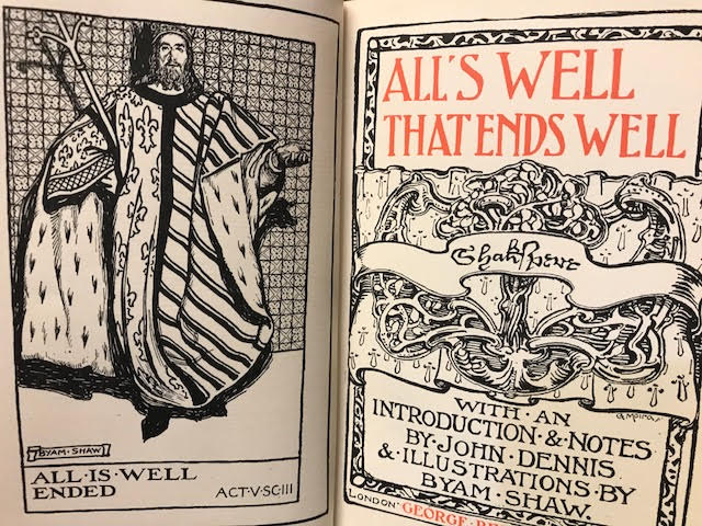 Image for All's Well That Ends Well : The Chiswick Shakespeare