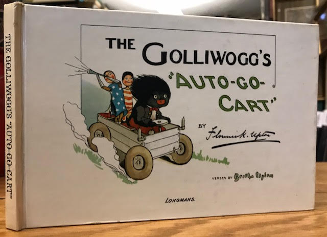Image for The Golliwogg's Auto-Go-Cart