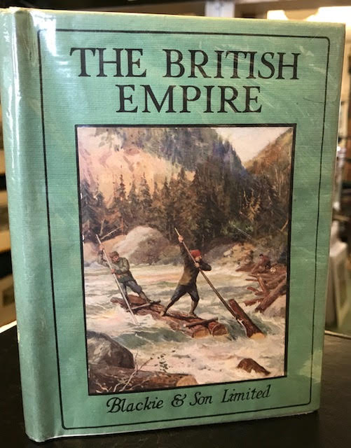 Image for The British Empire The Rambler Travel Books. The Countries of the World as described in Works of Travel