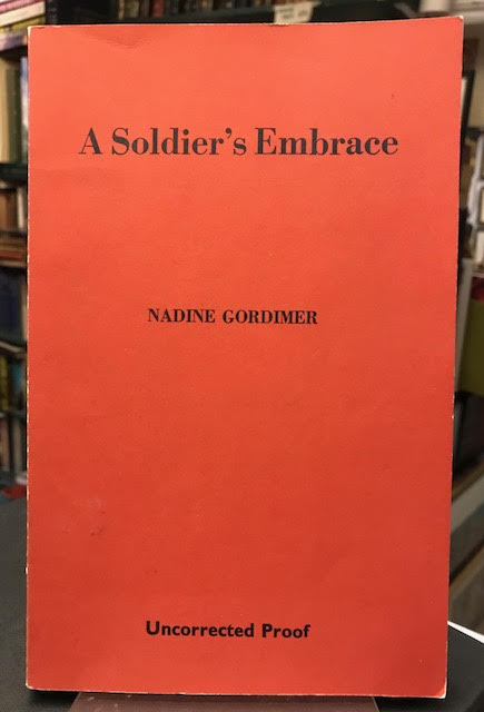 Image for A Soldier's Embrace : Stories