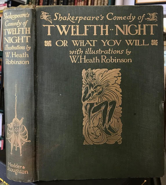 Image for Shakespeare's Comedy of Twelfth Night : Or, What You Will