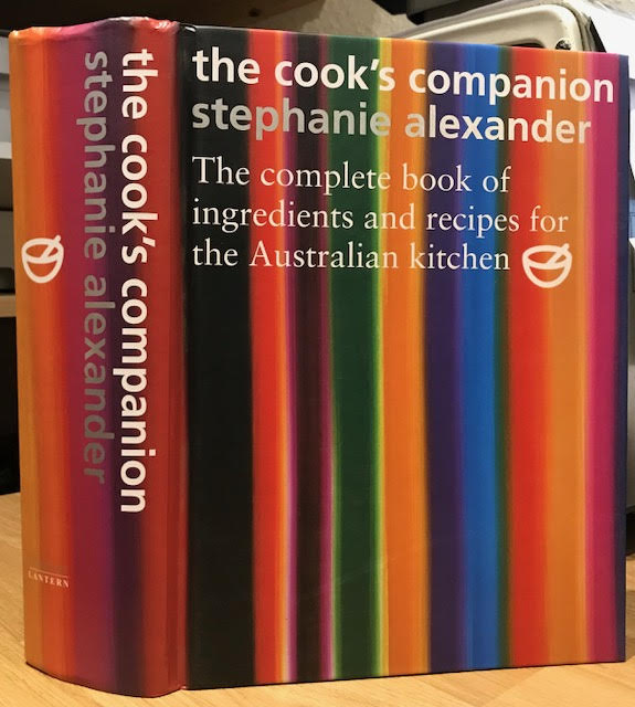 Image for The Cook's Companion : The Complete Book of Ingredients and Recipes for the Australian Kitchen