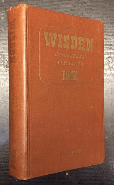 Image for Wisden Cricketer's Almanack 1946 - 83rd Edition