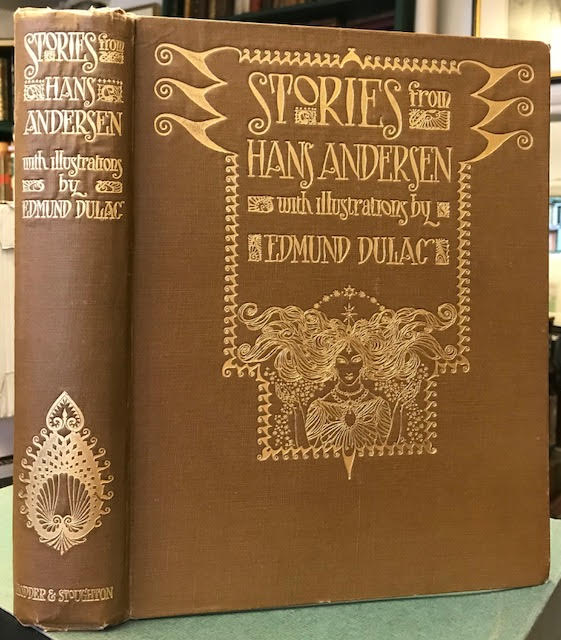 Stories from Hans Andersen : With Illustrations by Edmund Dulac