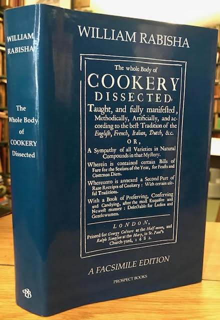 Image for The Whole Body of Cookery Dissected a Facsimile of the Edition Published in 1682
