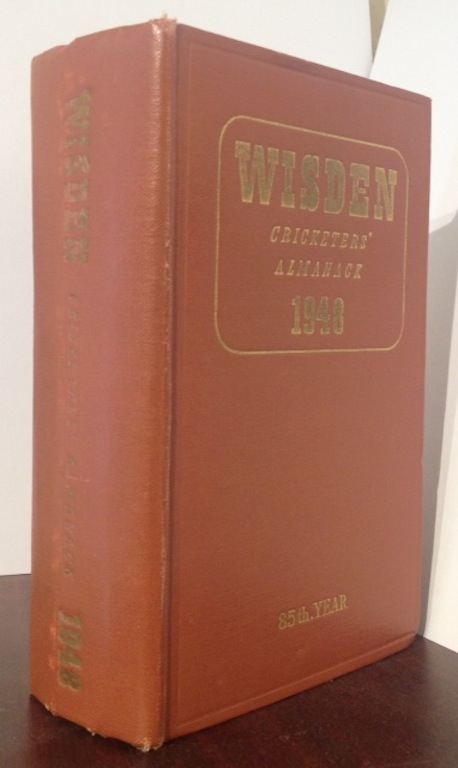 Image for Wisden Cricketer's Almanack 1948 - 85th Edition
