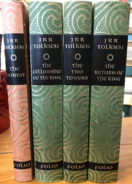Image for The Hobbit. The Lord of the Rings.  Four volumes.