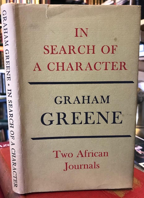 Image for In Search of a Character. Two African Journals