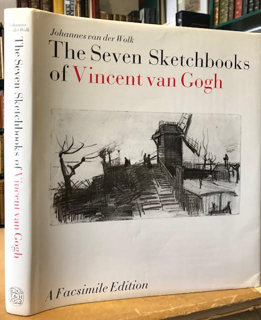 Image for The Seven Sketchbooks of Vincent van Gogh : A Facsimile Edition