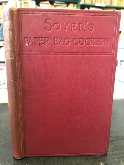 Image for Soyer's Paper-Bag Cookery