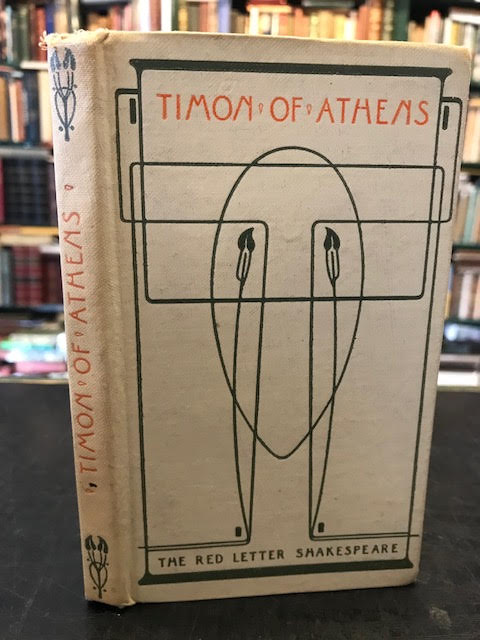 Image for Timon Of Athens The Red Letter Shakespeare