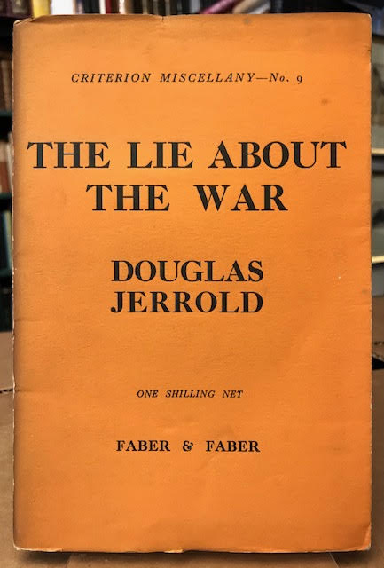 The Lie About the War : Criterion Miscellany No. 9