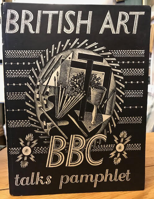 British Art : Six Broadcast Talks. 14 January - 18 February 1934