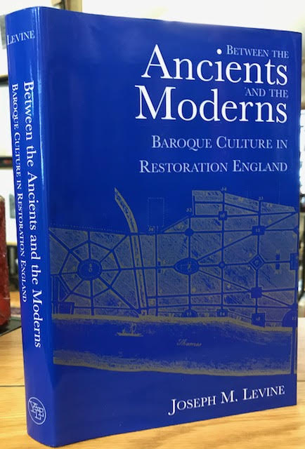 Image for Between the Ancients and the Moderns : Baroque Culture in Restoration England