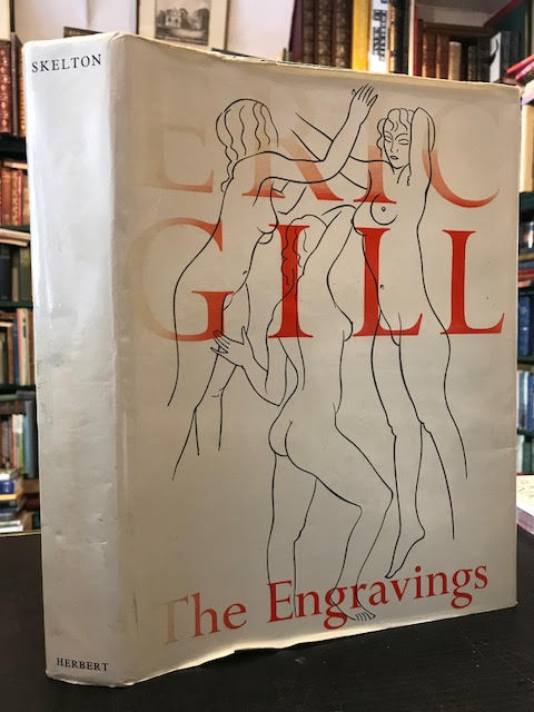 Image for Eric Gill : The Engravings