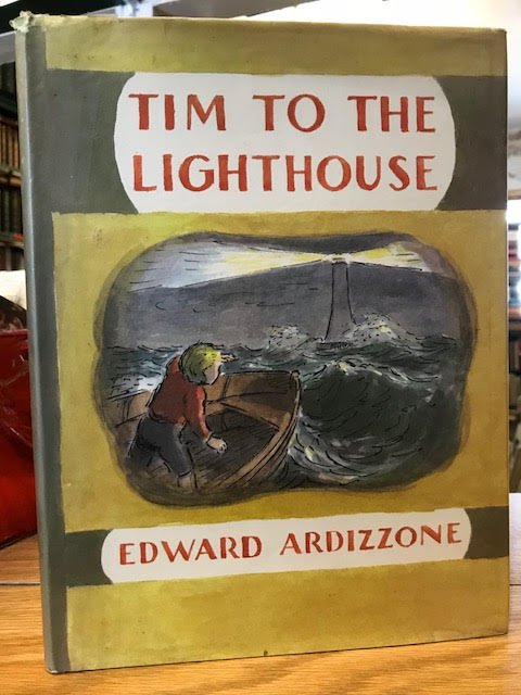 Image for Tim to the Lighthouse