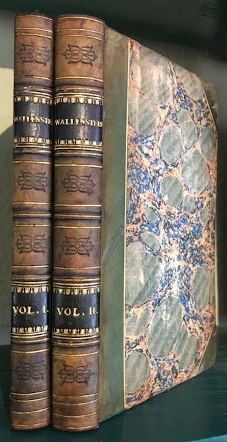 Wallenstein : A Dramatic Poem. In two volumes