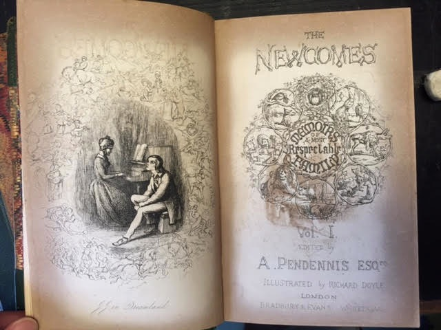 Image for The Newcomes, Memoirs of a Most Respectable Family