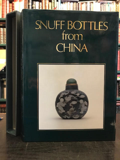 Image for Snuff Bottles From China : The Victoria and Albert Museum Collection